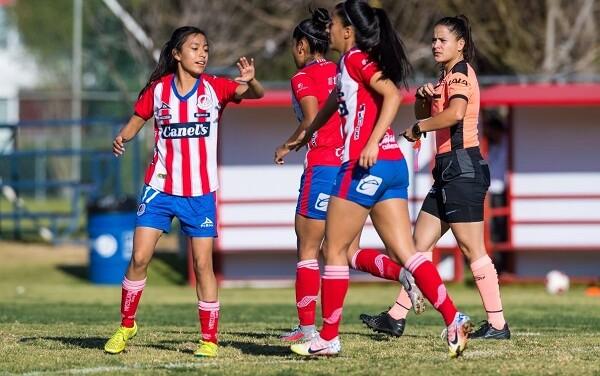 ADSL Femenil pierde 2 a 3 frente a León