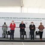 MODERNAS Y EQUIPADAS INSTALACIONES DE LA GUARDIA NACIONAL