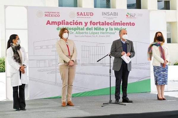 AMPLIACIÓN  HOSPITAL DEL NIÑO Y LA MUJER