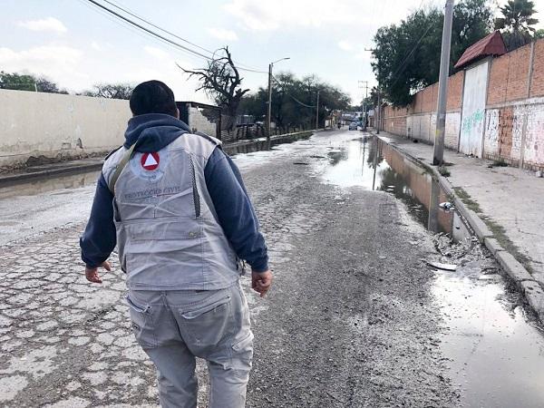 Plan de Contingencia Pluvial en Soledad
