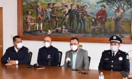 NUEVOS CAMBIOS EN SEGURIDAD PÚBLICA MUNICIPAL
