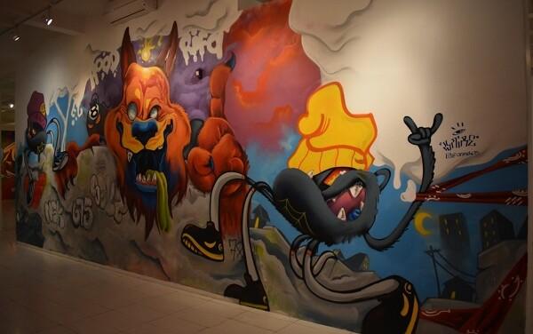 EXPOSICIÓN STREET ART EN SAN LUIS POTOSÍ