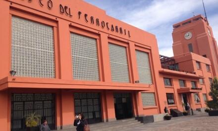 EL CONSTITUCIONALISMO MUSEO DEL FERROCARRIL