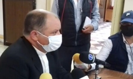 VOCERO DEL ARZOBISPADO FELÍCITA A RICARDO GALLARDO