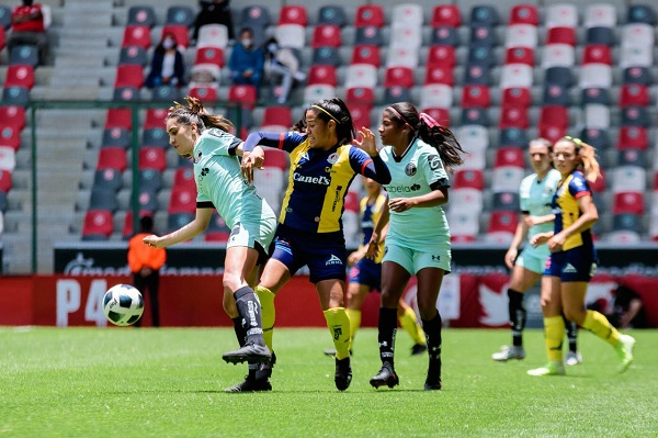 ADSL Femenil cae 1 a 0 frente a Toluca