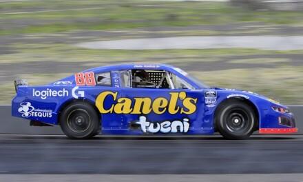 Rubén García Jr. busca liderato NASCAR Peak