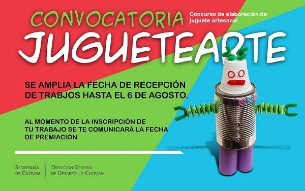 INSCRIPCIÓN CONCURSO JUGUETE ARTESANAL