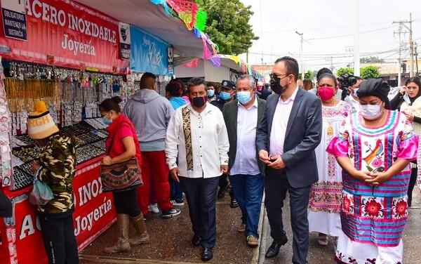 INAUGURAN EXPO OAXACA EN SOLEDAD GS