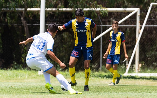 ADSL Sub 20 cae 2 por 0 frente a Querétaro