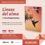 """EVA ORTEGA PRESENTA """"LÍNEAS DEL ALMA"""" CEART SLP"""