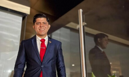 Kevin Cázares será Director de Obras Públicas