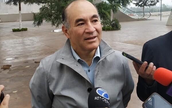 Superar la crisis de seguridad: Enrique Galindo