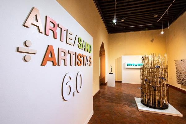 Exposición ARTE/SANO÷Artistas6.0.