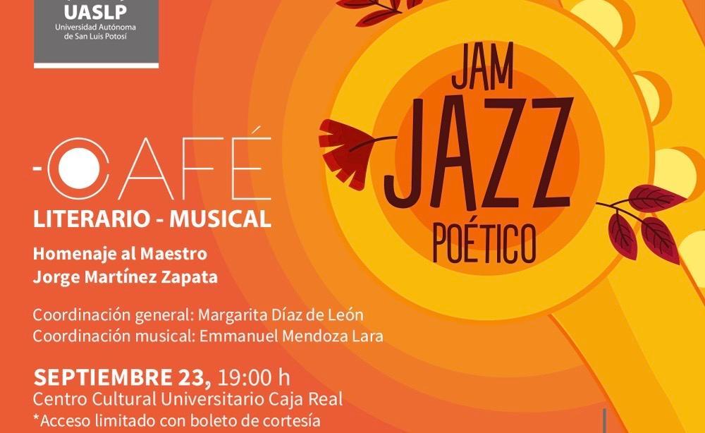 """Concierto """"Jam Jazz Poético"""""""