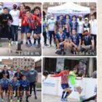 Surgen campeones del Torneo de street soccer